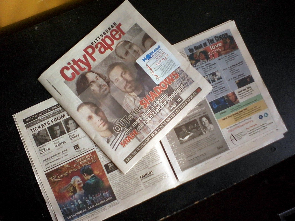 pittsburgh city paper classifieds Find homes for sale in pittsburgh and all of western pa use the site's many tools to assist your home search.